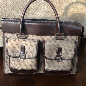 Dooney & Bourke satchel bag.